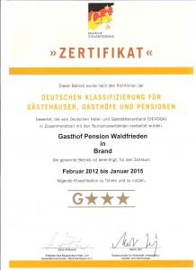 g-3-sterne Zertifikat