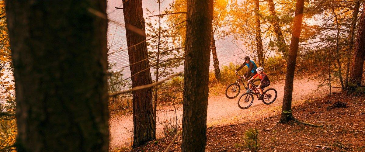 Fahrradtour im Fichtelgebirge   Gasthof Pension Waldfrieden