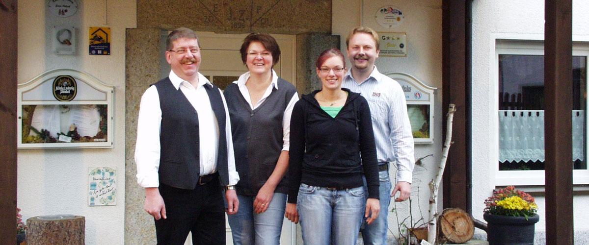 Familie Pöllath | Gasthof Pension Waldfrieden