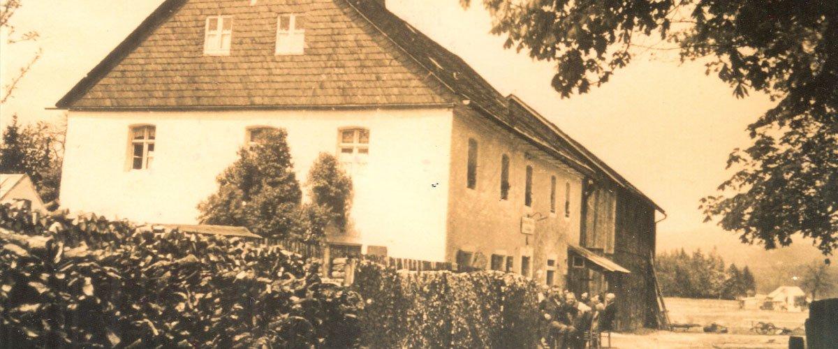 Historischer Gasthof | Gasthof Pension Waldfrieden