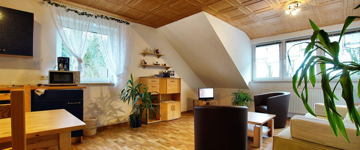 Ferienwohnung Fichtelgebirge | Gasthof Pension Waldfrieden