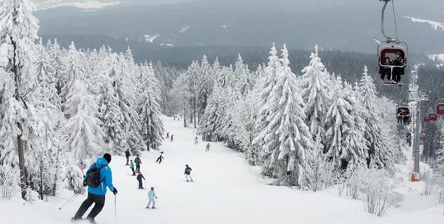 Skifahren im Fichtelgebirge | Gasthof Pension Waldfrieden