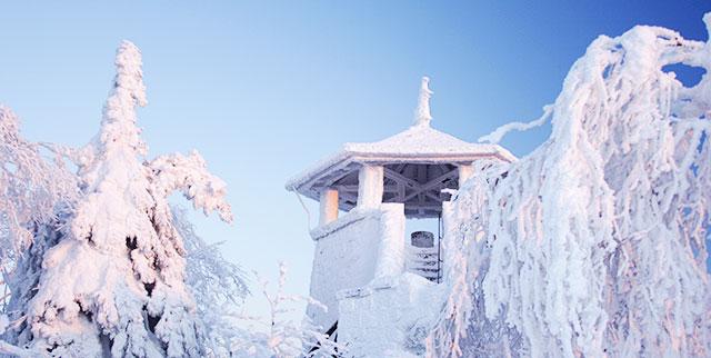 Winter auf der Kösseine | Gasthof Pension Waldfrieden