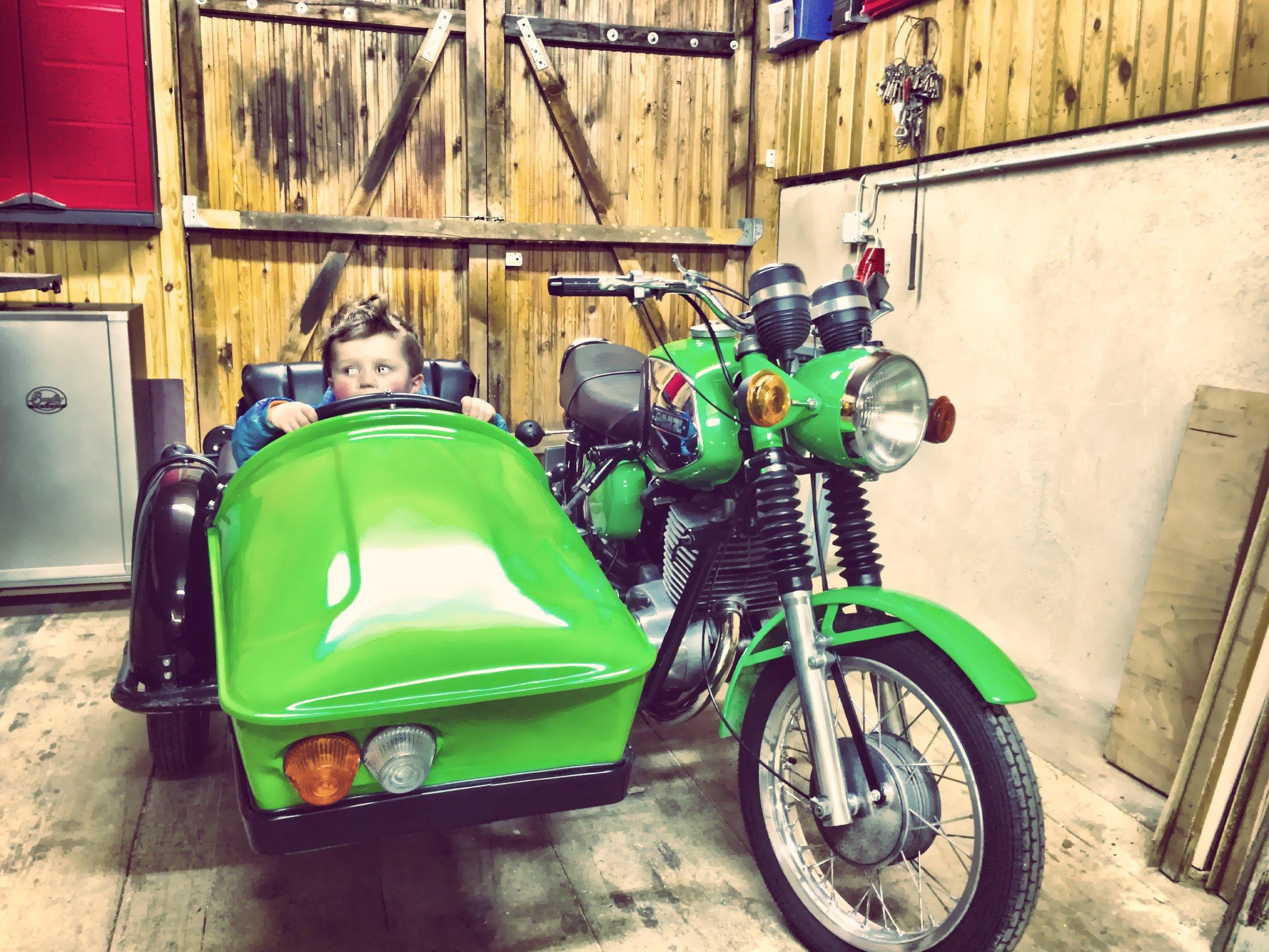 Motorrad Fichtelgebirge | Gasthof Pension Waldfrieden