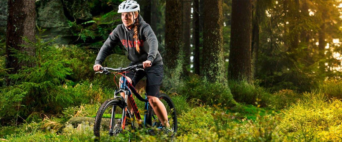 Mountainbiking Fichtelgebirge   Gasthof Pension Waldfrieden